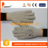 Ddsafety 2017 Natural Knitted Cotton Work Gloves with Ce