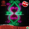 LED Decorative National Day Street IP65 Outdoor Pole Motif Decoration Light for Christmas