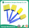 Colorful PU Dish Cleaning Brush Foam Sponge