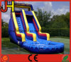 Giant Inflatable Water Slide for Sale Wave Water Slide Inflatable Slide