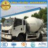 4-5 M3 Cement Mixer Truck