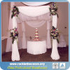 Pipe and Drape for Room Divider or Stage Backdrop or Wedding Decoration
