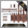 Garden Decoration Customized Cast Aluminum Iron Fence for Security