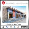 Anti UV Film Coating Exterior Laminate Building Material