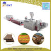 WPC PVC PE Plastic Wood Composite Flooring Fence Production Line