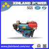Horizontal Air Cooled 4-Stroke Diesel Engine R170A for Machinery
