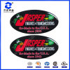 Custom Oval Polyurethane Epoxy 3D Doming Resin Adhesive Domed Label Stickers (SZXY304)