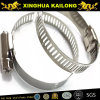 201 Stainless Steel Hose Clamps