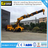 125t Knuckle Boom Telescopic Crane Truck Mounted Crane
