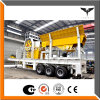 Mobile Impact Stone Crushing Plant