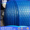 High Level Solar Pool Cover. Bubble Cover Roll