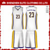 Custom Sportwear High Quality Latest Basketball Jersey (ELTBNI-1)