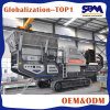 Yg938e69 Advanced Mg Series Mobile Crusher Marble Plant for Sale