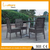 New Style All Weather Wicker Rattan Expandable Retangle Dining Table