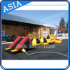 Water Amusement Aqua Run Games Inflatable Water Run Obstacle