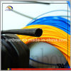 1.2kv Fiberglass Sleeving Coated Silicone Resin
