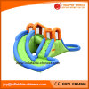 Kids Mini Inflatable Dual Lane Slide Water Park (T11-303)