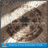 Custom Marble & Travertine Art Mosaic Idea Pattern for Floor Tiles