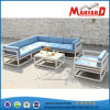 Leisure Full Aluminum Frame Patio Sofa