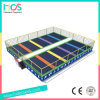 Huge Gymnastics Trampoline Builder for Kids
