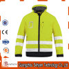 Outdoor Quality High Visibility Reflective Safety Flannel Jacket From Factory