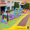 Indoor Sport Inflatable Game Long Inflatable Obstacle Course Race for School (AQ01182-2)