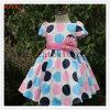 Na Countryside Polkdot Flower Girls Dress for All Season