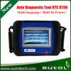 2015 Super Oringinal Spx Autoboss OTC D730 Super Scanner Support Multi-Brand Vehicles Free Shipping