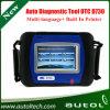 2015 Super Oringinal Spx Autoboss OTC D730 Super Scanner Support Multi-Brand Vehicles Free Shipping