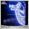 Christmas Season Galvanized Street Angel Light Pole Motif for Sale