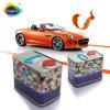2k Acrylic Polyurethane Matte Grey Car Paint with High-Performance Thinne