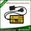 Obdii Protocol Detector & Break out Box Car Fault Diagnosis Scan Tool