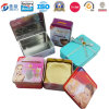 Square Tin Soap Tin Box for Soap Packaging