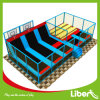 Liben Professional Foam Pit and Basketball Indoor Small Trampoline