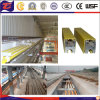 Heavy Loading Insulated Copper Conductor Busbar System