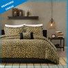 3 PCS Cotton Polyester Leopard Print Duvet Cover Set
