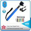 Wired Handheld Selfie Stick Monopod Extendable for iPhone Samsung Smartphone