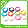 Personalized Fashion Advertising Colorful Silicone Finger Rings (SLF-SR011)