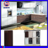 Wood Patten High Glossy Acrylic Door Kitchen Cabinet (ZH966)