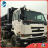 Japan-Nissan-PF6-Engine 10~20ton/8~10cbm 6*4-LHD-Drive Front-Lift-Dumping Manual-Transform Used Nissan Ud Dump Truck