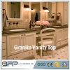 Natural Stone Granite Bathroom Vanity Top with Polished Treatment