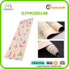 Professional Yoga Mat, Natural Tree Rubber+Ultra Absorbent Microfiber, Eco Friendly, Machine Washable.