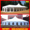 Single High Peak Outdoor Event Canopy Mixed Tent with Windows