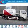 5000liters Mobile LPG Filling Truck for Nigeria