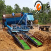 Mobile Trommel for Mini Gold Wash Plant (MGT1545)