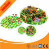 Plastic Kids Indoor Playground Toy Equipment Structure