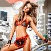 CE Certification Beauty Lingerie Sex Girls' Underwear