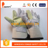 Ddsafety 2017 Reinforced Green Leather Glove