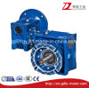 Double Stage Aluminum Worm Gear Speed Reduce Gearbox