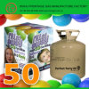 50 Balloon Kit Disposable Gas Cylinder Helium Canister